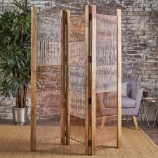 Arthouse Room Divider Distressed Wood Room Divider Wayfair