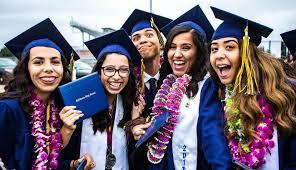 home based for highschool graduates california high school