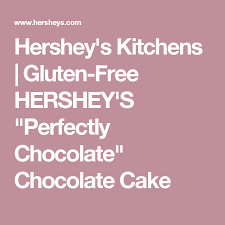 gluten free hershey u0027s