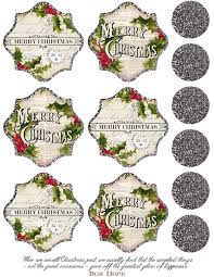 139 christmas printable stickers u0026 labels images