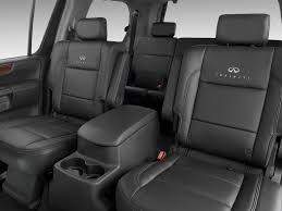 lexus qx56 for sale 2010 infiniti qx56 rear seats interior photo automotive com