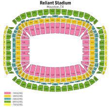 houston event map nrg stadium seating chart nrg stadium tickets nrg stadium maps