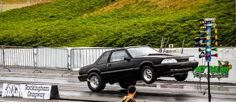 Black Mustang Lx 1987 Ford Mustang Lx 4 Cyl 1 4 Mile Trap Speeds 0 60 Dragtimes Com