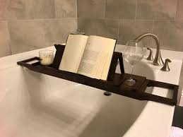 Bathtub Wine Bathtub Caddy Tray For My Wife Album On Imgur