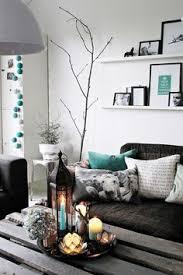 teal grey gold living room