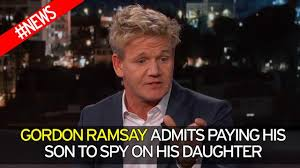 Gordon Ramsey Memes - gordon ramsay says his children won t be getting his fortune and