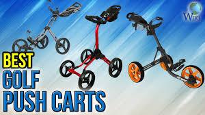 10 best golf push carts 2017 youtube