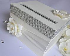 wedding box card box wedding box wedding money box by diamonddecor on etsy