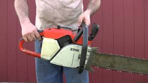 stihl 045 super chainsaw youtube