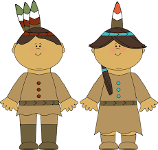 Thanksgiving Pilgrims And Indians Cute Thanksgiving Indians Clipart Clipartxtras