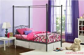 metal canopy bed frame king auberge poster bed with metal canopy