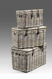 18 best kosze wiklinowe wicker baskets images on pinterest