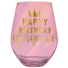 happy glass wine glasses cups gifts for