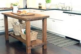 how to make an kitchen island how to make a simple kitchen island s reclimed simple kitchen