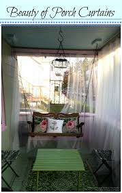 outdoor porch curtains enclosure 13 making custom diy for your or