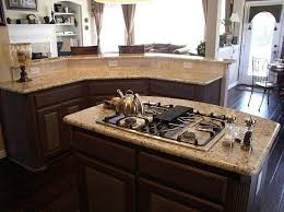 Granite With Cherry Cabinets In Kitchens 101 Best Kitchen Images On Pinterest Kitchen Kitchen Cabinets