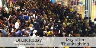 november 25 2016 black friday national american