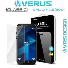 design galaxy a5 2017 glass screen protector 2 pack