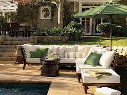 Pool Patio Decorating Ideas by Patio Decorating Ideas Turning A Deck Into An Outdoor Living Room