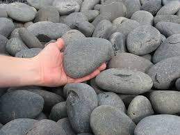 Large Pebbles For Garden Beach by Mexican Beach Pebbles Basket 3 5 U2033 U2013 Greendell Landscape Solutions