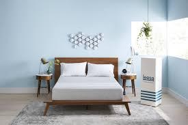 West Elm White Bedroom Mattress Disruption Leesa Sleep Replaces Casper In West Elm U0027s