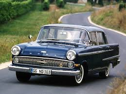 opel car 1950 opel kapitan information and photos momentcar