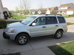 honda jeep 2004 2004 honda pilot information and photos zombiedrive