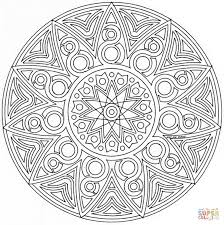 online coloring mandalas contemporary art sites mandala coloring