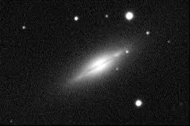 M64 The Blackeye Galaxy Galaxy Taxonomy