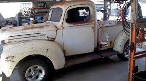 1952 Ford Truck Vintage Air - my 1947 ford pickup truck with 1997 ford explorer frame swap youtube