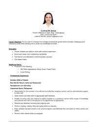 Dental Receptionist Resume Skills Hotel Front Desk Resume Sample Best Clerk Cover Letter Resume