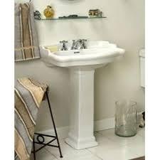 21 Inch Pedestal Sink Pedestal Bathroom Sinks Sears