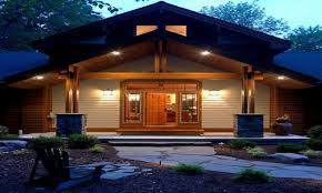 house modern craftsman house plans