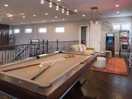 Game Room Rug Living Room Exposed Timber Vintage Lighting False Ceiling