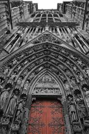 strasbourg cathedral in strasbourg france is widely considered to