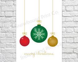 vintage greeting card ornaments brilliants