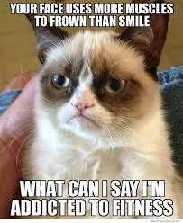 Frowning Meme - grumpy cat on frowning weknowmemes