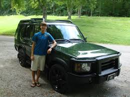 land rover discovery lifted nudge bar land rover forums land rover enthusiast forum