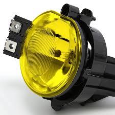 2008 dodge ram 1500 led fog lights led kit 02 08 dodge ram oe style fog lights yellow
