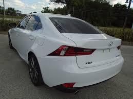 2015 lexus is 250 f sport w blind spot monitor sedan for sale in