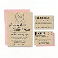 printable wedding invitations ideas rustic wedding invitations templates and wedding invitation