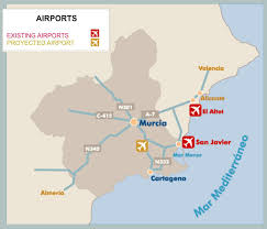 Almeria Spain Map by Erasmus Experience In Murcia Spain By Edouard Erasmus