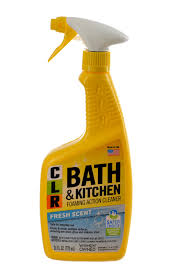 h e b guide to clean bathroom sink cleansers clr bath kitchen multi surface cleaner