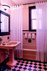 pink bathroom tile ideas and pictures