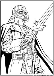 214 dessins de coloriage star wars à imprimer