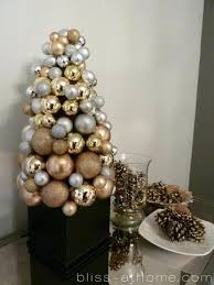 Make Your Own Christmas Decoration - silver and gold christmas ornaments u2013 mobiledave me
