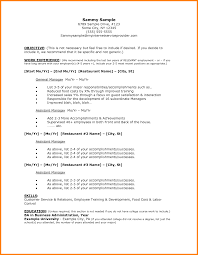 Project Manager Sample Resumes by Assistant Project Manager Resume Resume Template For