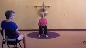 Chair Yoga Class Sequence Live Chair Yoga Class For Seniors With 82 Yr Old Yoga Teacher