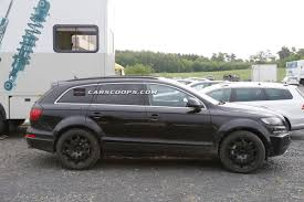 bentley grey bentley u0027s upcoming suv spied disguised as a w12 powered u2026audi q7