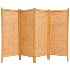 tri fold room divider albert jansson folding screen room divider sweden 1950 for sale